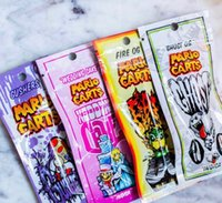 10 Flavor Package Bags Packaging Bag for Exotic Carts Pack M...