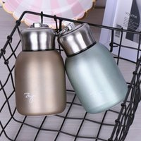 300ml Creative Mini Coffee Vacuum Flasks Lovely Stainless St...