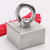 Super Strong Fishing Magnet Neodymium Magnetloop for River a...