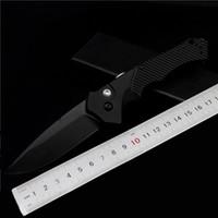 9600bk faca dobrável pesca exterior campismo com lâmina automática D2 lâmina