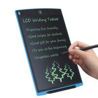 4.4 / 8.5 / 12 인치 LCD 태블릿 디지털 그리기 태블릿 필기 패드 쓰기 휴대용 전자 태블릿 보드 울트라 얇은 보드 펜