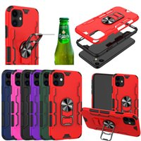 Hybrid Armor Case For Iphone 11 11 Pro Max XR XS X 6 7 8 Plu...