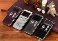 Hfes Voice Recorder 8 Gb Usb Audio Recorder Mit Mp3 Player Kleine Und Tragbare Digitale Voice Recorder Mit Hd Aufnahme Unterhaltungselektronik