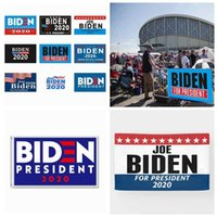 2020 JOE BIDEN Flag 90*150cm American President Election Flag Biden 2020 USA Flag Party Banner Flags ZZA2317 50Pcs