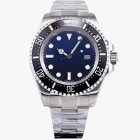 Высокое качество горячего сбывания людей автоматические механические часы 116660 высокого качества керамические часы кадр свет ночи часы водонепроницаемые моды уш