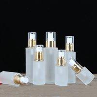 20ml Beauty Spray Lotion Pump 30 ml Glasflaschen 40ml Toner kosmetische Behälter Flaschen 50ml 60ml Emulsion Flasche 100ml leeren