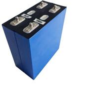 24PCS 3.2V 120Ah LIFEPO4 بطارية 12V 24V 36V 48V 60V بطارية DIY الطاقة الشمسية 4000 تايمز ماكس 3C يثيوم قابلة للشحن خلية