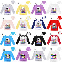 31 styles DJ marshmello baby T- shirt 2019 Summer Print long ...