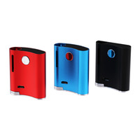 T-FLASK 650mAh Batterie Mod Préchauffer ajustement de tension de variable 510 Cartouche 100% Original LTQ vapeur T FLASK Ecig DHL
