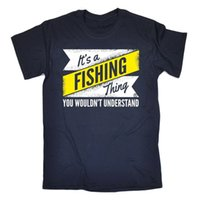Its A Fishing Understand T- SHIRT Fish Anglow Ing Fly Worms b...