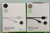 소매 패키지 높은 Qualtiy 삼성 갤럭시 S7 S8 S9 주에 대한 날짜 동기화 케이블의 USB 1.2M 4FT 충전기 코드 유형 C V8 마이크로 4 7 HTC LG 전화