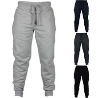 Qualität Marke Bleistift Sweatpant Herbst-Winter-Männer Warm Joggers Gelegenheits Gym Pantalon Homme Fitness Hosen Workout Hip Hop Sport Pant