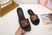 New Luxury Designer Women Summer Sandals Beach Slide Luxury ...