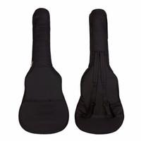 38 40 41inch Водонепроницаемый корпус гитары сумка Легкий электрический Акустическая гитара сумка бас Носите с плечевым ремнем