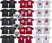 NCAA Alabama Crimson Tide 13 Tua Tagovailoa 4 Jerry Jeudy 10 AJ McCarron 12 Joe Namath 22 Najee N. Harris 34 Damien Harris 150th Formalar