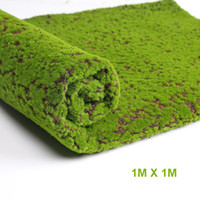 Faux Artificial Moss Moss Grass For Shop Home Patio Decorati...