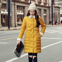 Korean Style Winter Jacket Women new arrival Hooded Cotton P...