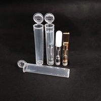 Новейшая детская пластиковая упаковка для труб .5ml1.0ml Vape ручка картриджа пробку детской сопротивления для 510 картридж масло