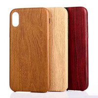 Для Iphone 11 про х хт хз максимум 8 7 6 плюс мобильный телефон мягкий кожаный чехол текстура древесины тонкая конструкция крышки назад