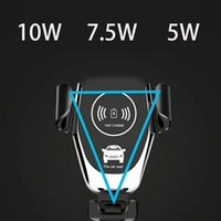 10W Car Mount Wireless Charger for iPhone 11 Pro XS 8 Quick ...