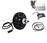 """5 """"250W / 150W 24V / 36V / 48V Elektryczny bezszczotkowy silnik piasty nie-biegów, zestaw do konwersji rowerów elektrycznych, zestaw elektryczny deskorolka"""
