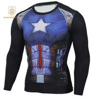 Avengers 4 Outdoor Sportswear Quick Dry Breathable Clothes M...