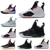 33 Herren-Basketballschuhe 33s PE Future Flight Guo Ailun Tech Pack Sichtbare Dienstprogramm Blackout XXXIII Herren Sportschuhe 7 -12 Drop Ship