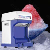 220 V Ticari Buz Tıraş Makinesi Tayvanlı Tıraşlı Buz Makinesi Kar Tanesi Tıraş Dondurma Makinesi Elektrikli Tıraş Kar Makinesi