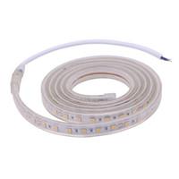 DC 24V 5050 IP67 LED Flex Streifen Licht wasserdichtes Band warmweiß kaltweiß 1M 2M 3M 4M 5M 6M 7M 8M 9M 10M 15M 20M Band