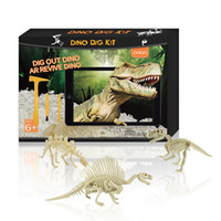 New AR Dinosaur dig archaeological excavation exploration Di...