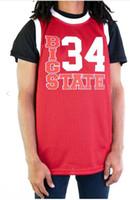 HOMBRES MUJERES personalizado cualquier nombre cualquier número YOUNTH personalizado XXS-6XL Jesús Shuttleworth Big State Baloncesto Jersey
