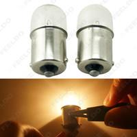 10pcs Auto Light T1614 T16 24V5W BA15S 1156 Camion trasparente lampada di vetro trasparente girare la lampadina automatica della lampadina Auto Lampada alogena # 3163