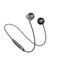 Marka Bluetooth Kulaklıklar Kablosuz Kulaklık Su Geçirmez Spor Bas Telefon iPhone xiaomi Gym için Mic ile Bluetooth Kulaklık