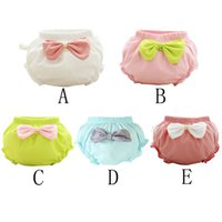 Baby Toddler Girl Cotton Cute Breathable Soft Solid Print Un...