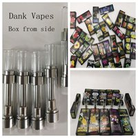 Dank Vapes M6T10 Vape Cartridges Ceramic Coil 1. 0ml Vape Pen...