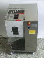 Livraison rapide Envoy Express 110V ou 220V QSJ-A modèle machine à viande de viande avec 2 lames de la machine à viande de restaurant en dés