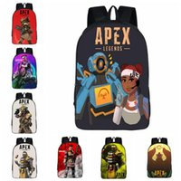 25 Styles Apex Legends Backpacks Unisex Apex Legends 3D Prin...