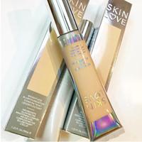 Hot Becca Haut Liebe Weightless Blur Foundation Angereichert mit GLOW NECTAR BRIGHTENING COMPLEX 2 Farben Leinen und Vanille