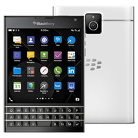 Ristrutturato originale Blackberry Passaporto Q30 4.5 pollici Quad Core 3GB di RAM 32GB ROM 13 MP tastiera QWERTY sbloccato 4G LTE Smart Phone DHL 1pcs