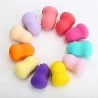 Esponja de maquillaje Kits de herramientas de maquillaje de hojaldre cosmético hojaldre licuadora suave base de esponja para el cuidado facial limpieza facial