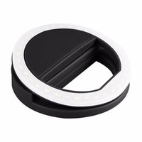 NOUVEAU Selfie Portable LED Ring Fill Light Camera Photography