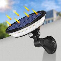 الأمن الخفيفة للطاقة الشمسية، الطاقة الشمسية استشعار الحركة الجدار الخفيفة، مقاوم للماء أضواء LED الخفيفة للطاقة الشمسية لساحة حديقة كراج الباب الأمامي الباحة