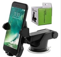 Long Neck One Touch Car Mount Holder Suction Cup For Mobile ...