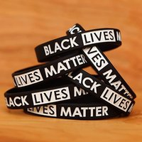 Lives noir Matière silicone Wristband JE RESPIRER caoutchouc silicone noir Bracelet Bracelets pour Hommes Femmes Cadeaux