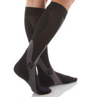 ROPALIA Uomo Donna gamba di sostegno stirata Compression Socks sotto il ginocchio Socks1