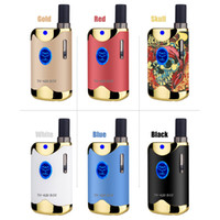 Originale Kangvape TH-420 II Starter Kit 650mAh VV Mod. Box batteria per 0,5 ml Cartuccia a olio spessa 100% originale
