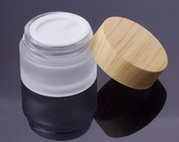 10g cosmetic packaging wholesale small frosted cosmetic jar ...