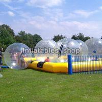 التوصيل المجاني 1.8m Waterball Walking Balls Water Zorb لبركة نفخ الألعاب ضياء 1.5 متر ، 1.8 متر ، 2 متر ، 2.5 متر
