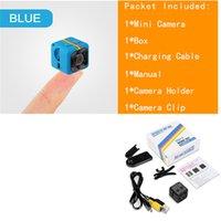 Mini-Kamera ausblenden HD 1080P Sensor Nachtsicht Camcorder Bewegung DVR Micro Kamera Sport DV Video Kleine Kamera Cam Portable Web Kamera Micro