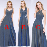 Reflective Dresses Hot Sell 2019 Cheap Women Occasion Evenin...